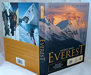 EVEREST: THE MEF AUTHORISED 50TH ANNIVERSARY VOLUME: 50 years on top of the World