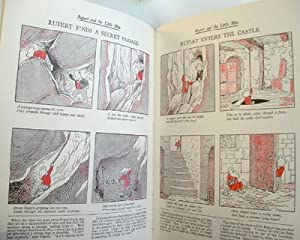 More Adventures of Rupert Facsimile Annual 1937: A E Bestall