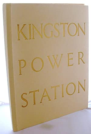 Souvenir of the Opening of Kingston Power Station