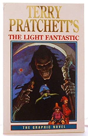 The Light Fantastic: The Graphic Novel (Discworld Novels)