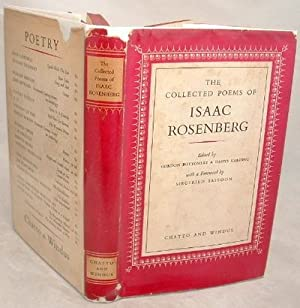 The Collected Poems of Isaac Rosenberg