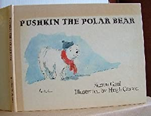 Pushkin the Polar Bear: Simon Gaul SIGNED