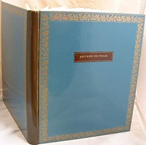 Collection De Costumes Des Diverses Provinces Du Gran Duche De Toscane ITALIAN TEXT