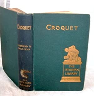 Croquet: Leonard B Williams