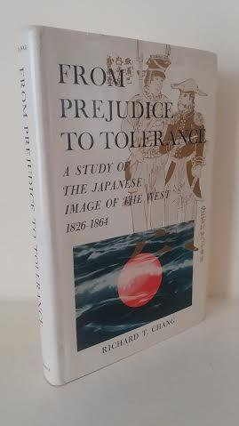 From Prejudice to Tolerance. A Study of: Richard T. Chang