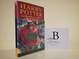 Harry Potter and the Philosopher's Stone -: J. K. Rowling