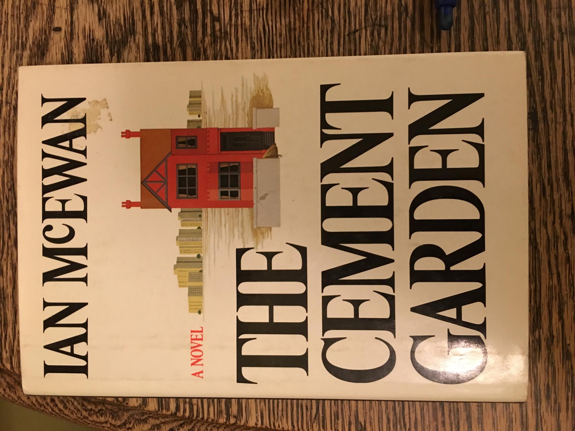 The Cement Garden by McEwan, Ian: Simon and Schuster 9780671242886 ...