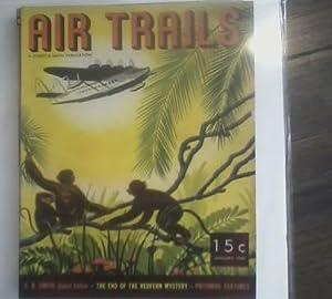 Air Trails. Jan 1939: Harold Hartney; C B Colby; Carlson, Albert et al