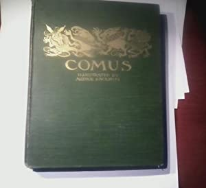 Comus: Milton, John. Illustrated by Arthur Rackham
