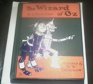 The Wizard of Oz.: Baum, L Frank. with W. W. Denslow.