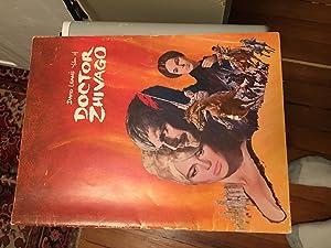 David Lean's Film of Doctor Zhivago.: David Lean; Carlo