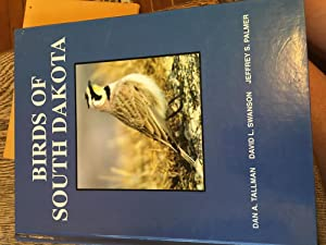 Birds of South Dakota. Signed X 3