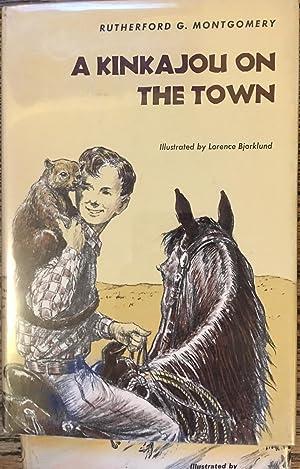 A Kinkajou on the Town. Signed: Montgomery, Rutherford Illus