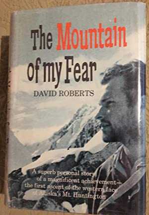 Signed .The Mountain of my Fear.