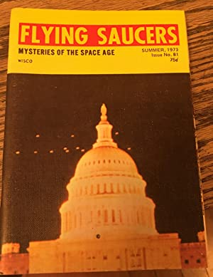 Flying Saucers. Mysteries of the Space Age.: Ray Palmer; Helga
