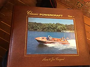 Classic Powercraft Volume 1 Signed X 2
