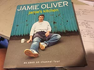 Jamie's Kitchen. Signed.