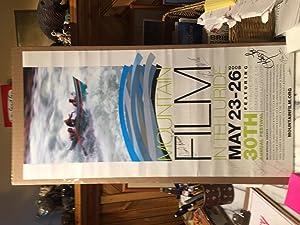 SIGNED X 8 2008 Telluride Mountain Film Poster: Holbrooke, Richard; Pico Ayer; David Breashears; ...