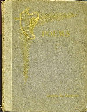 Poems.: Kenyon, James B.