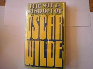 The Wit and Wisdom of Oscar Wilde.: Wilde, Oscar designed by Hy Fujita