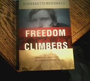 Freedom Climbers. SIGNED