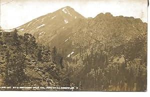 Look Out Mt, Prestons Peak, Cal.: Foto by O.J.