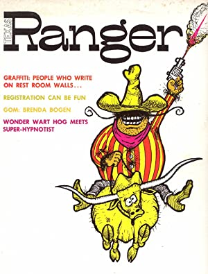 Texas Ranger, September 1962: Shelton, Gilbert (Ed.)