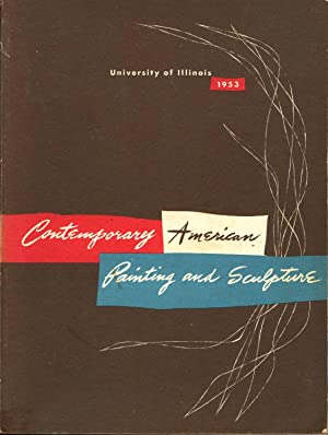 Exhibition of Contemporary American Painting and Sculpture, 1952: Illinois