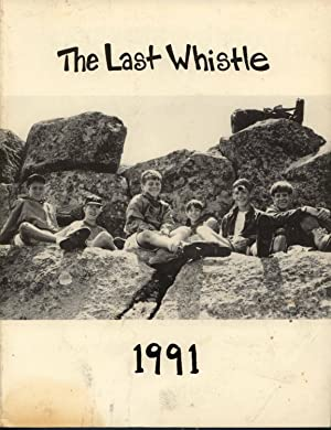 The Last Whistle, Vol. 54 Camp Dudley Yearbook: Schmidt, Don (Editor)