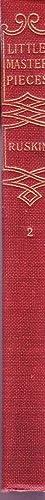 Prose Essays (Little Masterpieces, Vol. 2): Ruskin, John; Bliss