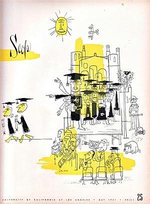 Scop, May 1951: English, Bob (Editor-in-Chief)