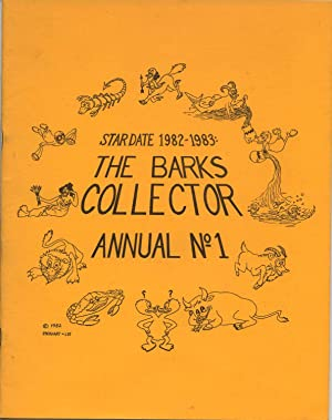 The Barks Collector Annual No 1: Carl Barks)