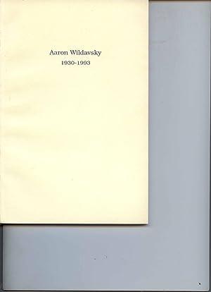 Aaron Wildavsky: 1930-1993: Institute of Governmental Studies