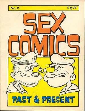 Sex Comics Past & Present No. 2: Tijuana Bibles)