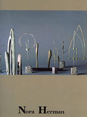 Sculptures, gravures et encres de Nora Herman à la Galerie Corinne Timsit 1993-1994: Herman,...