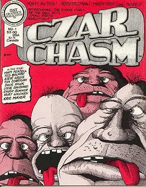 Czar Chasm No. 1: Matt Feazell, Steve