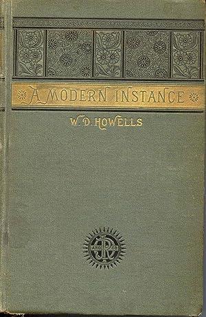 A Modern Instance: Howells, William Dean