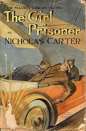 The Girl Prisoner (New Magnet Library No. 914): Carter, Nicholas