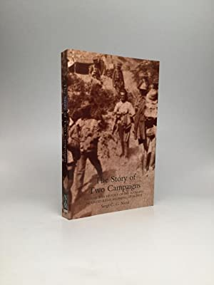 THE STORY OF TWO CAMPAIGNS: Official War History of the Auckland Mounted Rifles Regiment, 1914-1919