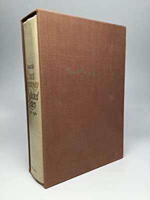 SELECTED LETTERS, 1917-1961: Hemingway, Ernest