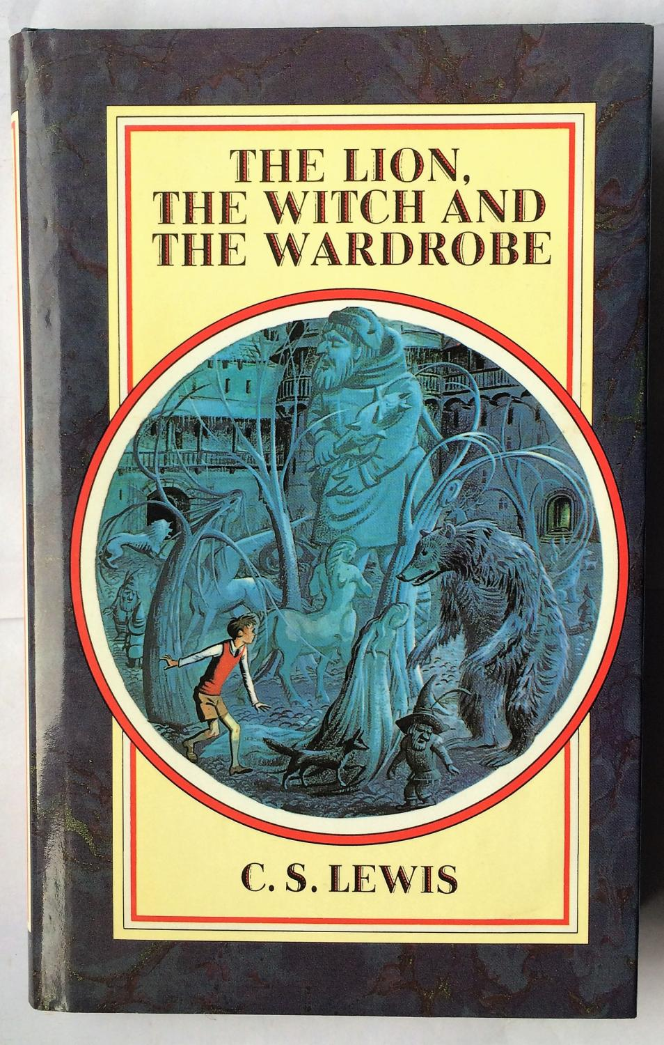 the lion the witch and the wardrobe by lewis c s illustrated by the lion the witch and the wardrobe by lewis c s illustrated by pauline baynes abebooks