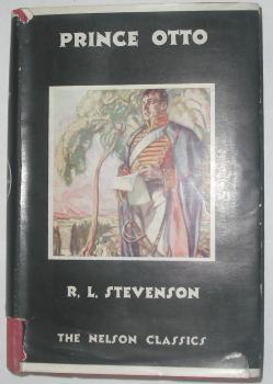 Prince Otto: Stevenson, Robert Louis