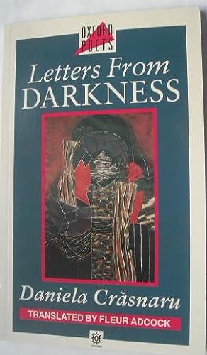 Letters from Darkness: Crasnaru, Daniela