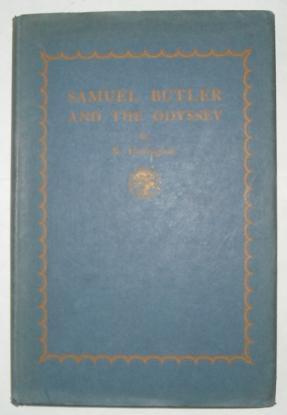 Samuel Butler and the Odyssey: Farrington, B.