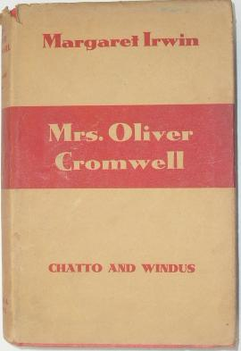 Mrs. Oliver Cromwell and other Stories: Irwin, Margaret