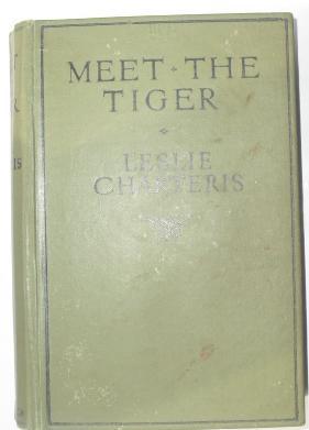 Meet the Tiger: Charteris, Leslie