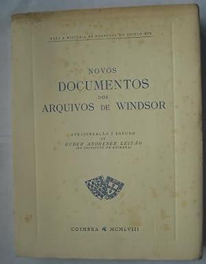 Novos Documentos Dos Arquivos De Windsor: Leitao, Ruben Andresen