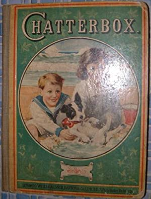 Chatterbox 1921: Anon