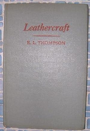 Leathercraft: Thompson, Robert L.