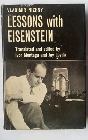 Lessons with Eisenstein: Nizhny, Vladimir